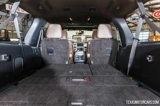 2015 Ford Expedition EL King Ranch in Addison Texas, 75001