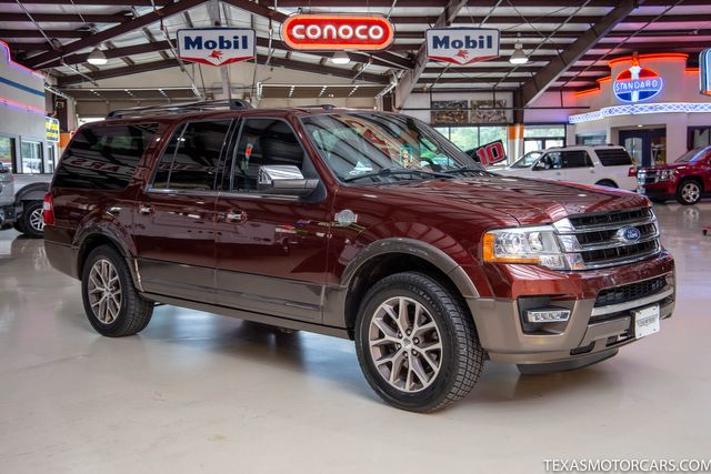 2015 Ford Expedition EL King Ranch in Addison, Texas 75001