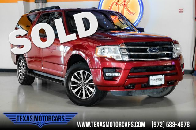 2015 Ford Expedition EL XLT 4x4 in Plano, TX 75075