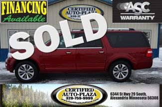 2015 Ford Expedition EL Limited 4x4 in  Minnesota