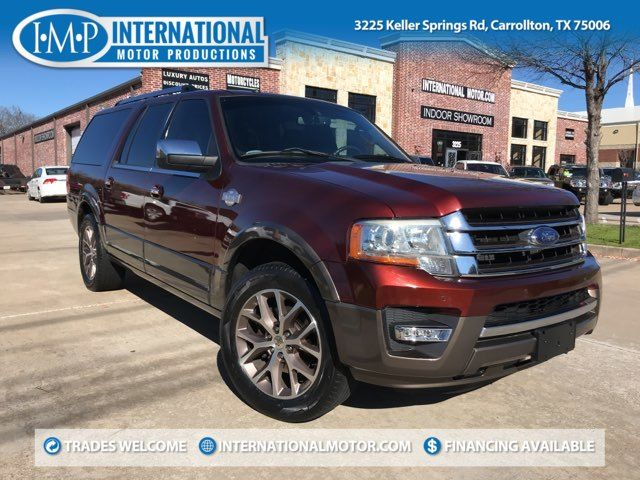 2015 Ford Expedition EL King Ranch ONE OWNER