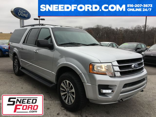 2015 Ford Expedition EL XLT 4X4