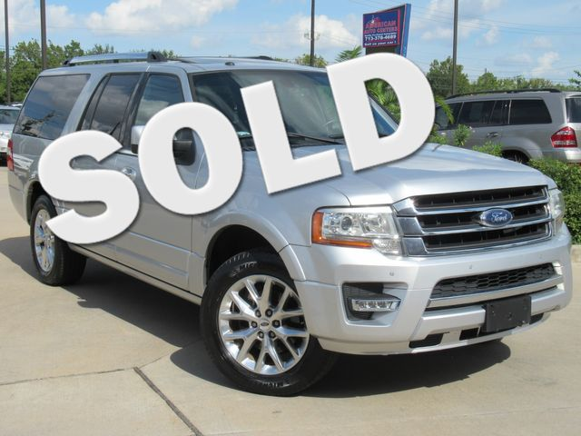 2015 Ford Expedition EL Limited   Houston, TX   American Auto Centers in Houston TX