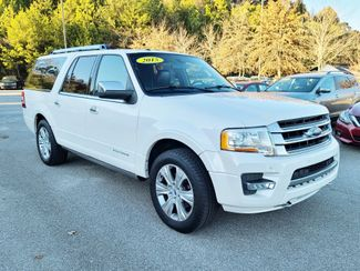 "2015 Ford Expedition EL Platinum 4WD Leather/Sunroof Navi 20"" Wheels in Louisville, TN 37777"