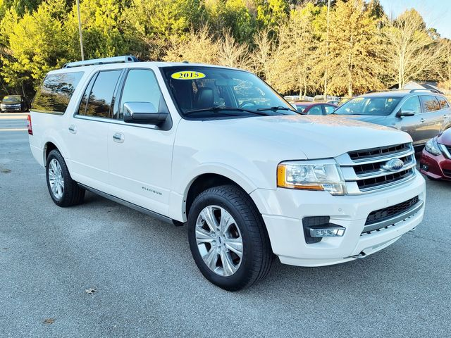 """2015 Ford Expedition EL Platinum 4WD Leather/Sunroof Navi 20"""" Wheels"""