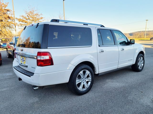 """2015 Ford Expedition EL Platinum 4WD Leather/Sunroof Navi 20"""" Wheels in Louisville, TN 37777"""