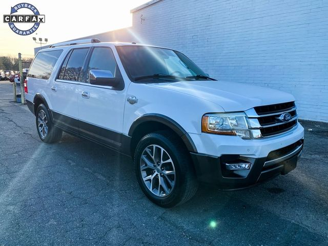 2015 Ford Expedition EL King Ranch Madison, NC 6