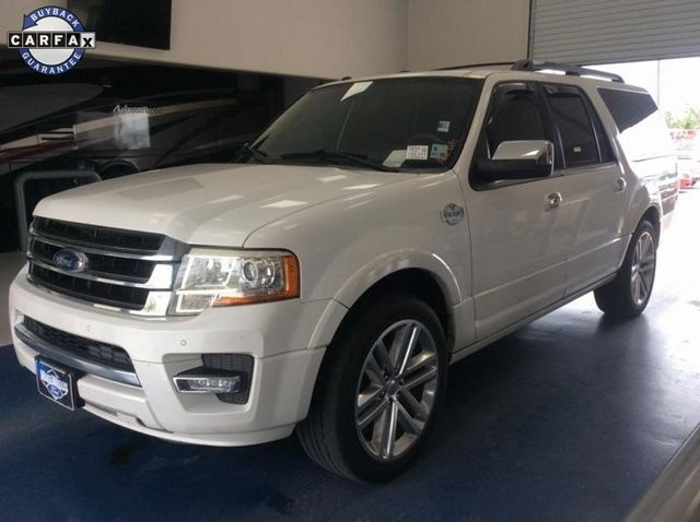 2015 Ford Expedition EL King Ranch Madison, NC 1