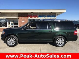 2015 Ford Expedition EL Limited in Medina, OHIO 44256