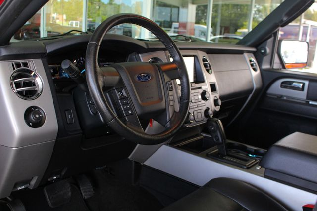 2015 Ford Expedition EL XLT 4x4 - 202A LUXURY PKG - NAV - PWR FOLD 3RD ROW Mooresville , NC 27