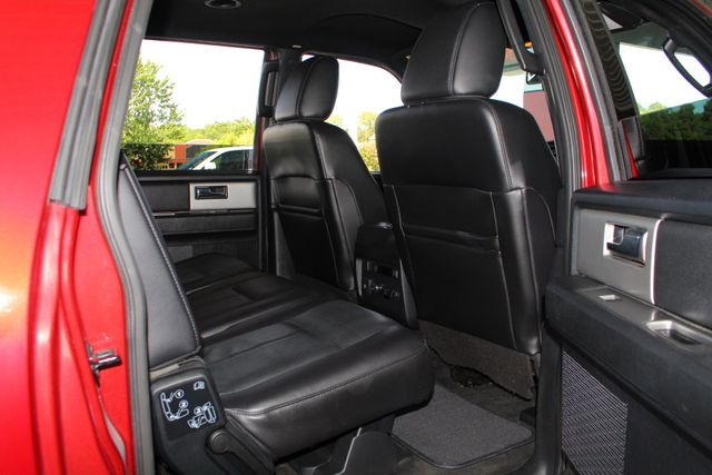 2015 Ford Expedition EL XLT 4x4 - 202A LUXURY PKG - NAV - PWR FOLD 3RD ROW Mooresville , NC 41