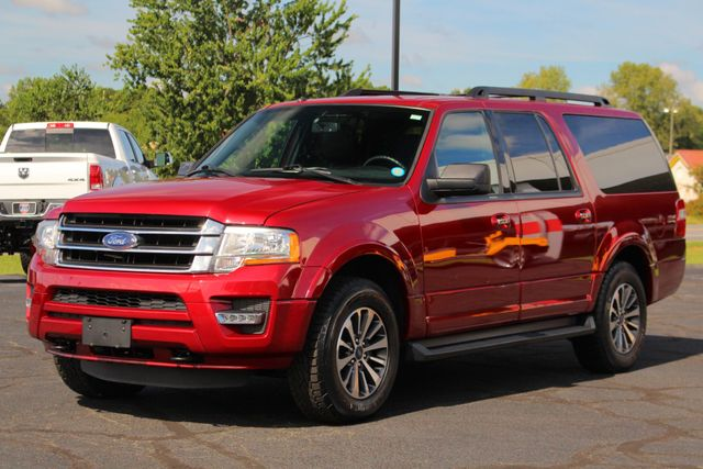 2015 Ford Expedition EL XLT 4x4 - 202A LUXURY PKG - NAV - PWR FOLD 3RD ROW Mooresville , NC 21