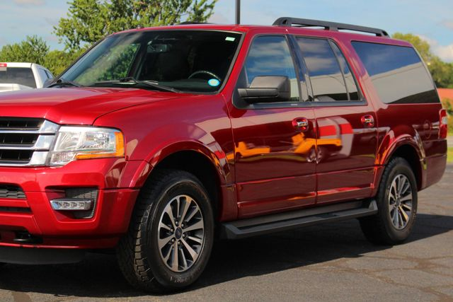 2015 Ford Expedition EL XLT 4x4 - 202A LUXURY PKG - NAV - PWR FOLD 3RD ROW Mooresville , NC 25