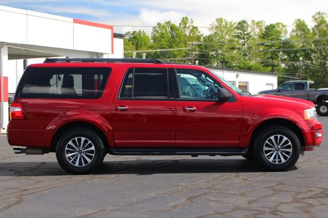 2015 Ford Expedition EL XLT 4x4 - 202A LUXURY PKG - NAV - PWR FOLD 3RD ROW Mooresville , NC 14
