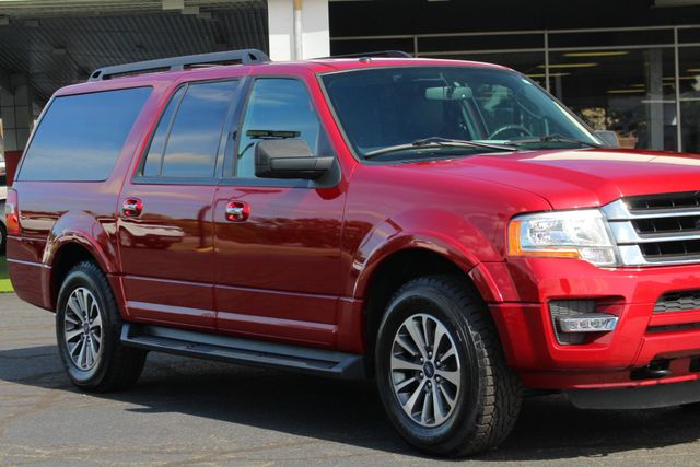 2015 Ford Expedition EL XLT 4x4 - 202A LUXURY PKG - NAV - PWR FOLD 3RD ROW Mooresville , NC 24