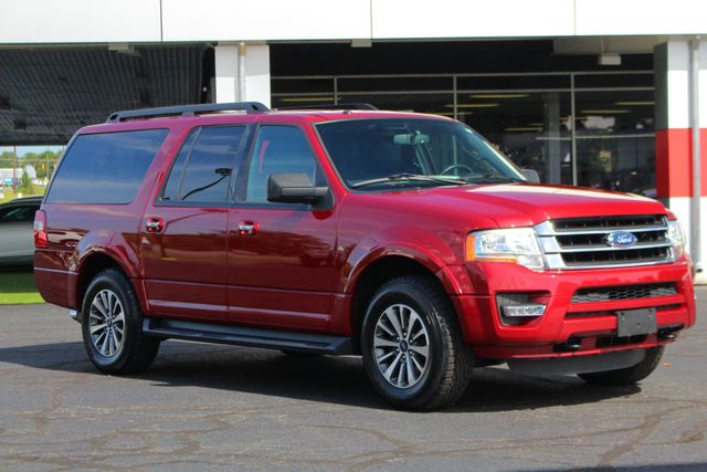 2015 Ford Expedition EL XLT 4x4 - 202A LUXURY PKG - NAV - PWR FOLD 3RD ROW Mooresville , NC 20