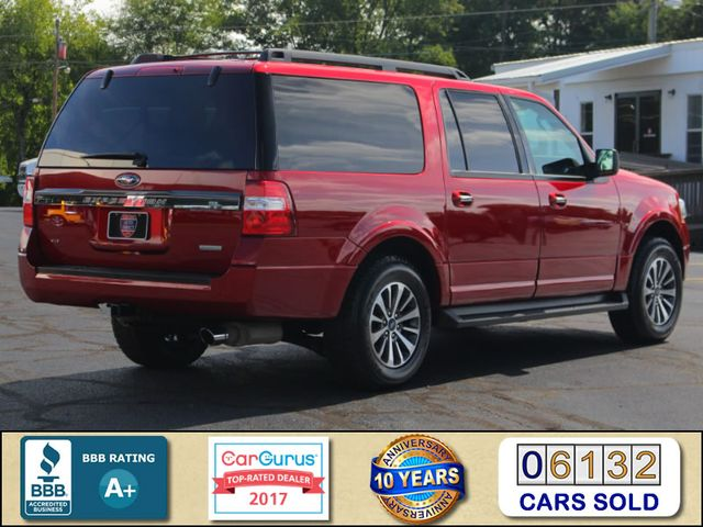 2015 Ford Expedition EL XLT 4x4 - 202A LUXURY PKG - NAV - PWR FOLD 3RD ROW Mooresville , NC 2