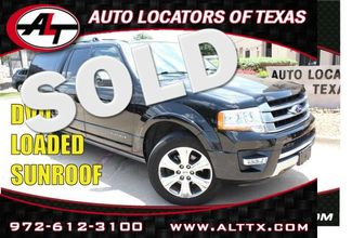 2015 Ford Expedition EL Platinum | Plano, TX | Consign My Vehicle in  TX