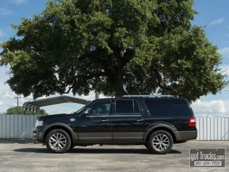 2015 Ford Expedition EL King Ranch EcoBoost in San Antonio Texas, 78217