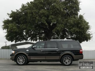2015 Ford Expedition EL King Ranch EcoBoost in San Antonio, Texas 78217