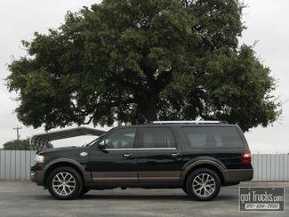 2015 Ford Expedition EL King Ranch EcoBoost in San Antonio, Texas 78217