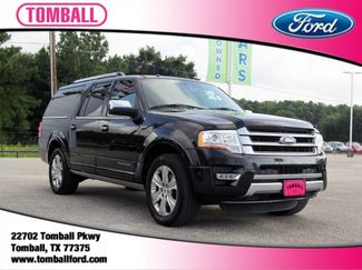 2015 Ford Expedition EL Platinum in Tomball, TX 77375