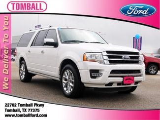 2015 Ford Expedition EL Limited in Tomball, TX 77375