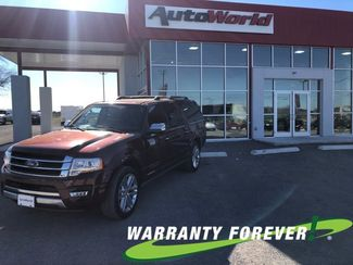 2015 Ford Expedition EL Platinum in Uvalde, TX 78801