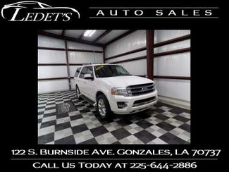 2015 Ford Expedition Limited - Ledet's Auto Sales Gonzales_state_zip in Gonzales