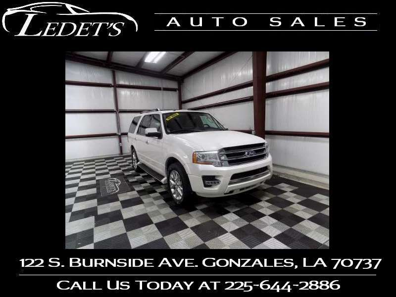 2015 Ford Expedition Limited - Ledet's Auto Sales Gonzales_state_zip in Gonzales Louisiana