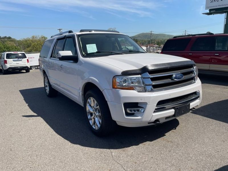 2015 Ford Expedition Limited - John Gibson Auto Sales Hot Springs in Hot Springs Arkansas