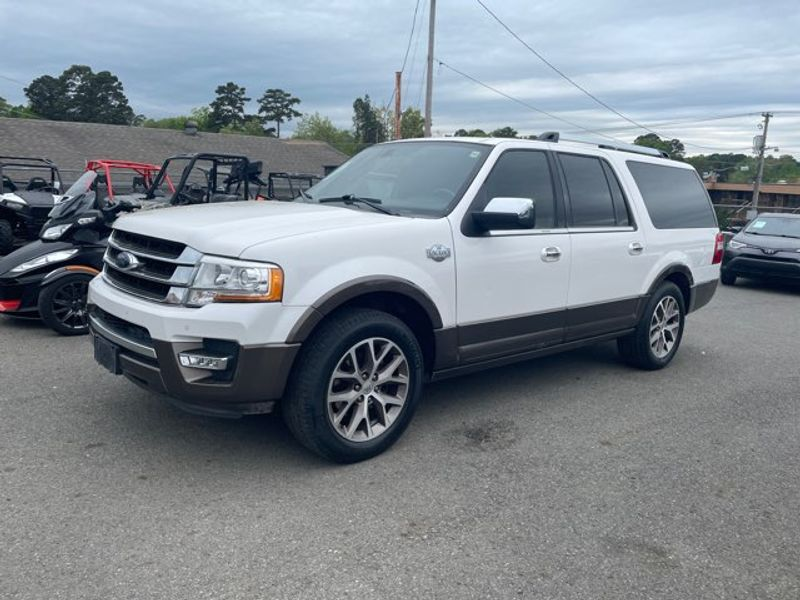 2015 Ford Expedition King Ranch - John Gibson Auto Sales Hot Springs in Hot Springs Arkansas
