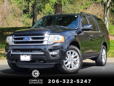 2015 Ford Expedition Limited 4x4 EcoBoost Local 2 Owner 8 Passenger Great Options Very Nice  in Seattle