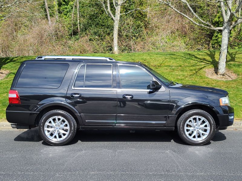 2015 Ford Expedition Limited 4x4 EcoBoost Local 2 Owner 8 Passenger Great Options Very Nice   city Washington  Complete Automotive  in Seattle, Washington