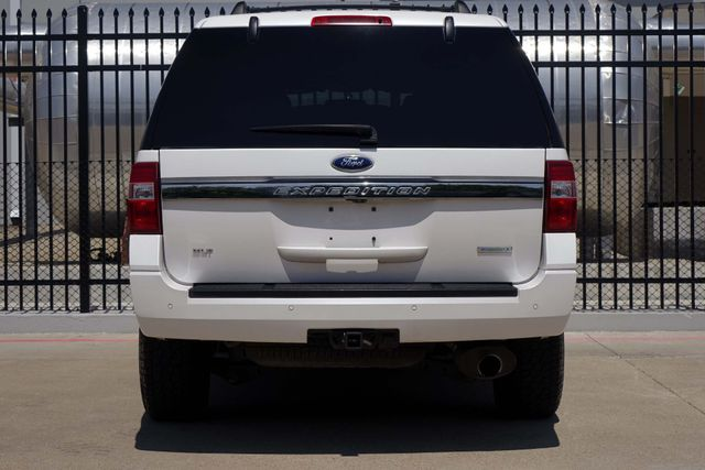2015 Ford Expedition 1-OWNER * Sunroof * NAVI * A/C Seats * BLIND SPOT Plano, Texas 7
