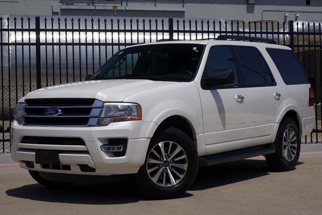 2015 Ford Expedition 1-OWNER * Sunroof * NAVI * A/C Seats * BLIND SPOT Plano, Texas 1