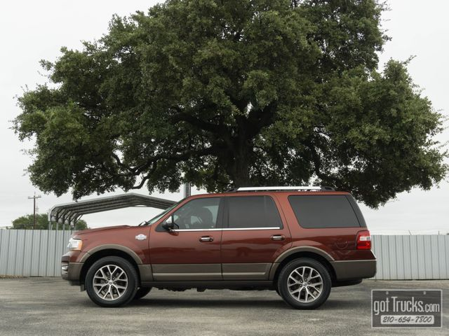 2015 Ford Expedition Crew Cab King Ranch EcoBoost in San Antonio Texas, 78217