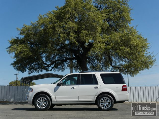 2015 Ford Expedition Limited 3.5L Eco Boost