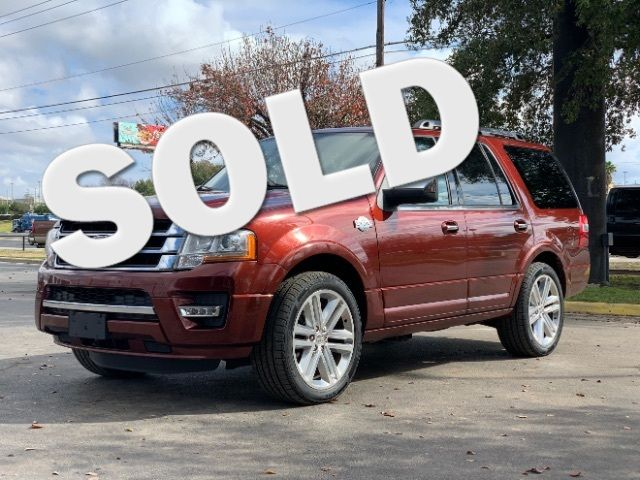 2015 Ford Expedition King Ranch in San Antonio, TX 78233