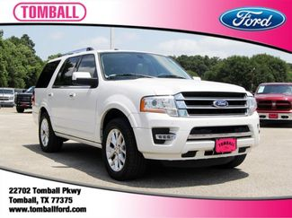 2015 Ford Expedition Limited in Tomball, TX 77375