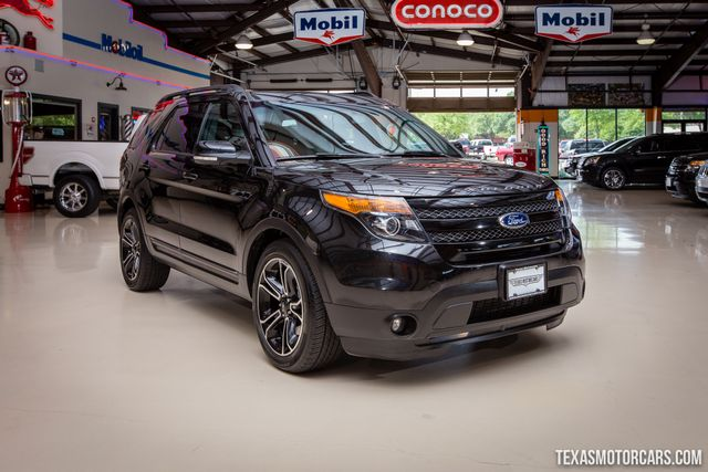 2015 Ford Explorer Sport 4X4 in Addison Texas, 75001