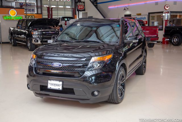 2015 Ford Explorer Sport in Addison, Texas 75001