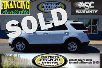 2015 Ford Explorer XLT 4x4 in  Minnesota