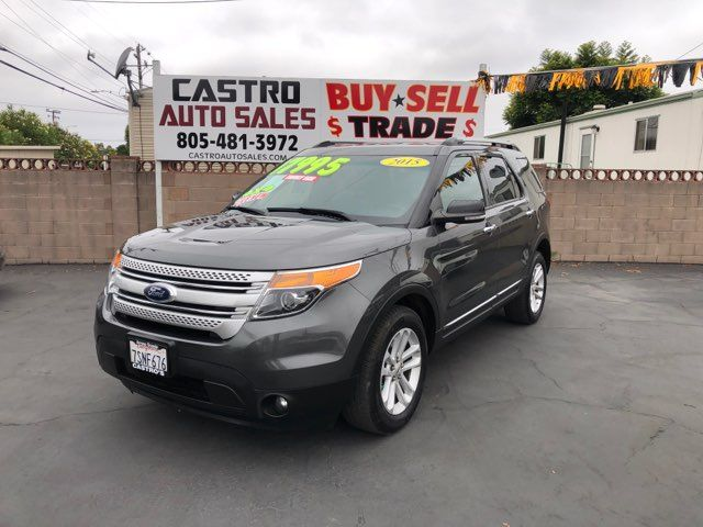 2015 Ford Explorer XLT in Arroyo Grande, CA 93420