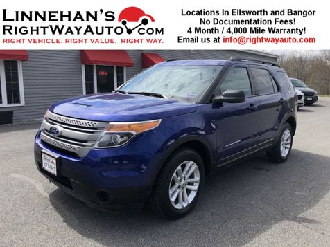 2015 Ford Explorer Base in Bangor
