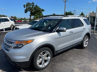 2015 Ford Explorer Limited Bethany, OK