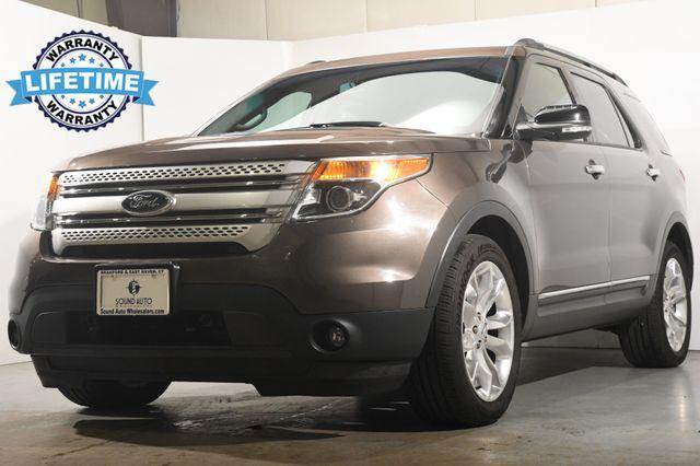 2015 Ford Explorer XLT w/ Nav
