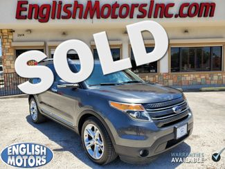 2015 Ford Explorer in Brownsville, TX