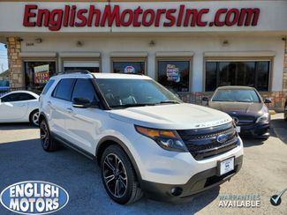 2015 Ford Explorer Sport in Brownsville, TX 78521