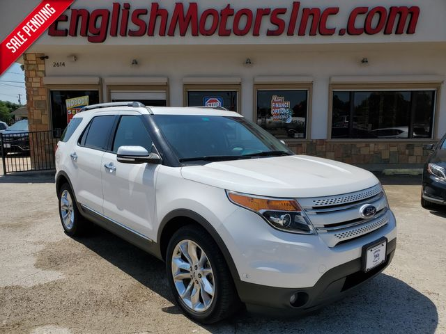 2015 Ford Explorer Limited in Brownsville, TX 78521